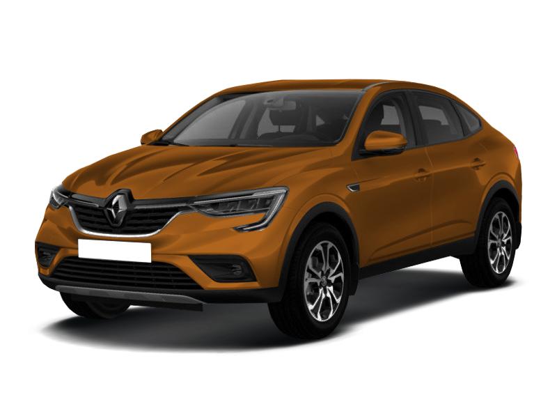 Renault Arkana, 2019 год, 1 205 970 руб.