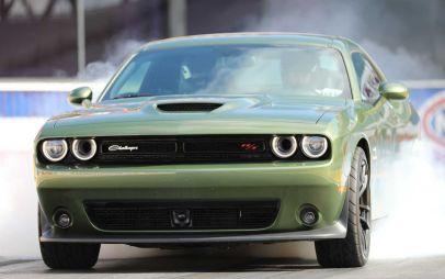 Маслкары Dodge с моторами V8 получат электротягу