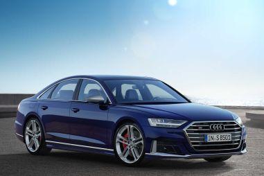 Представлен спорт-седан Audi S8: перешел ли он на дизель