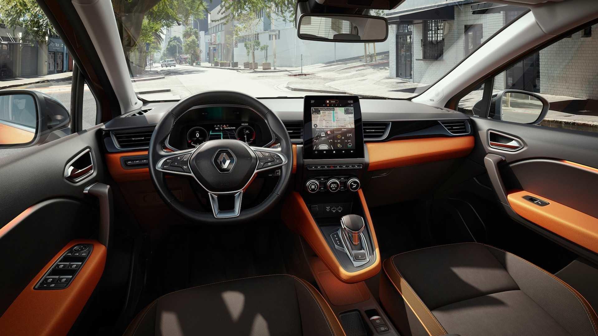 Представлено второе поколение Renault Captur (для Европы, не для России)