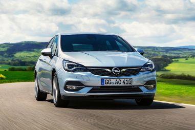 Представлен рестайлинговый Opel Astra: великолепная аэродинамика и экономичные моторы