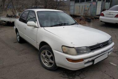 7 из 10 самых распространенных автомобилей на Дальнем Востоке — это Тойоты