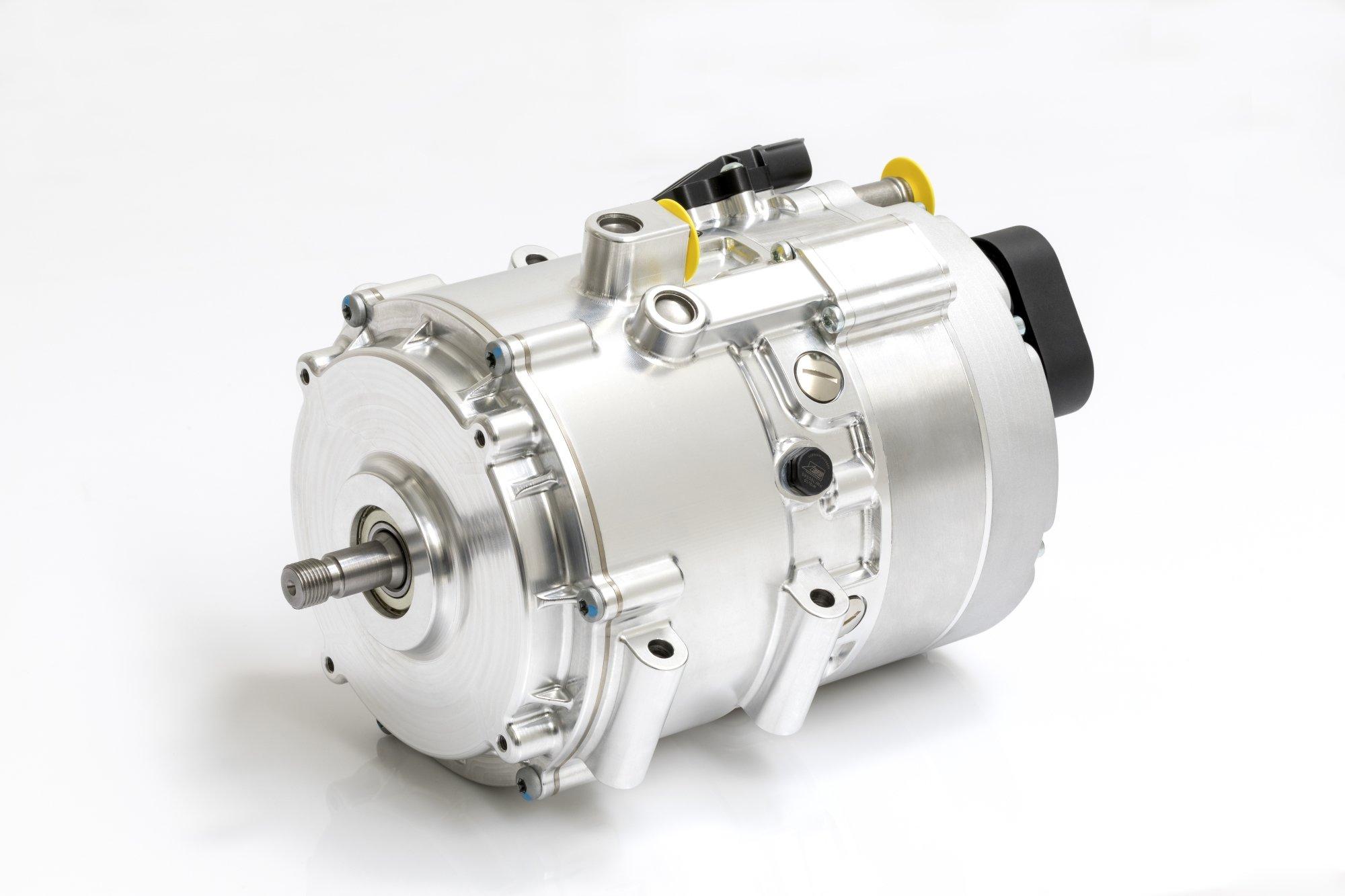 Continental разработал типовой 41-сильный электромотор для гибридов