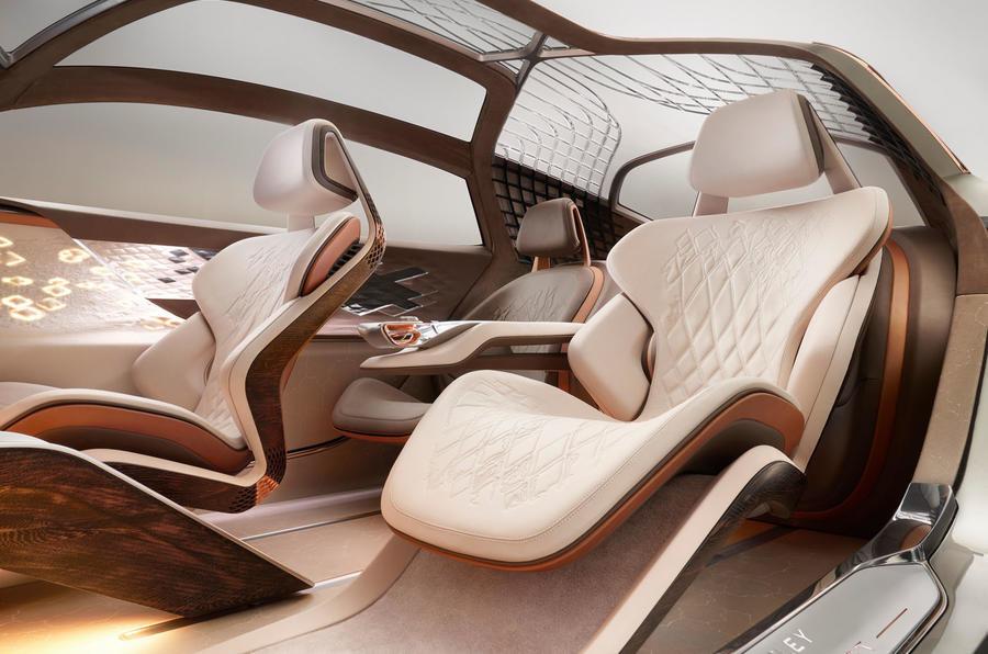 Как Bentley будут выглядеть в 2035 году? Есть вариант