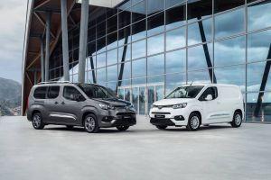 С 2020 года Toyota запустит продажи электрических версий Proace City и Proace