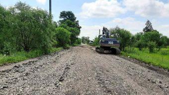 На асфальтирование 886 метров дороги выделили 6,7 млн рублей.