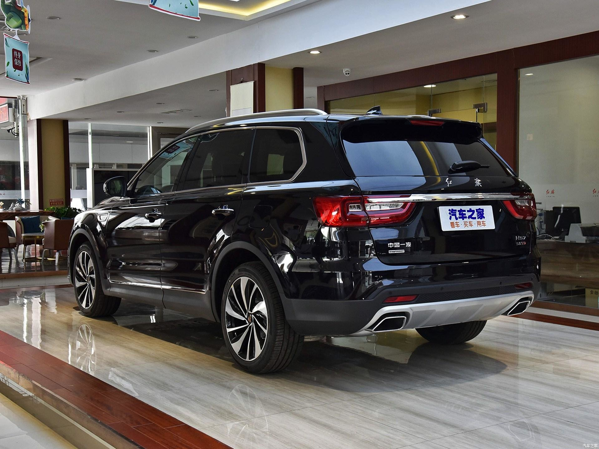 В Китае начались продажи большого кроссовера на платформе Toyota Crown