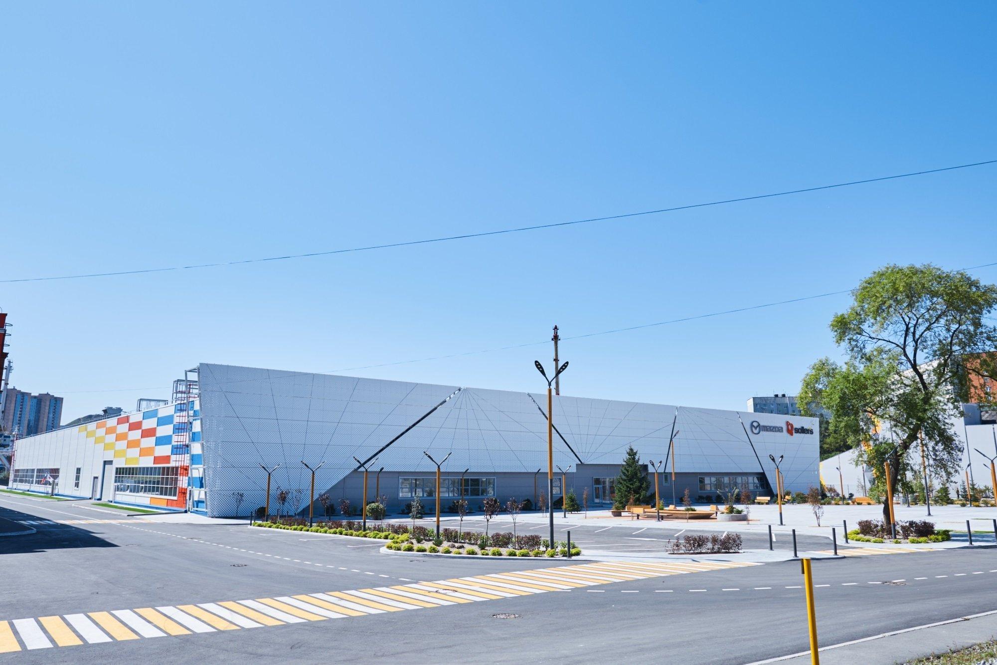 Во Владивостоке собрали первые двигатели Mazda для поставок в Японию