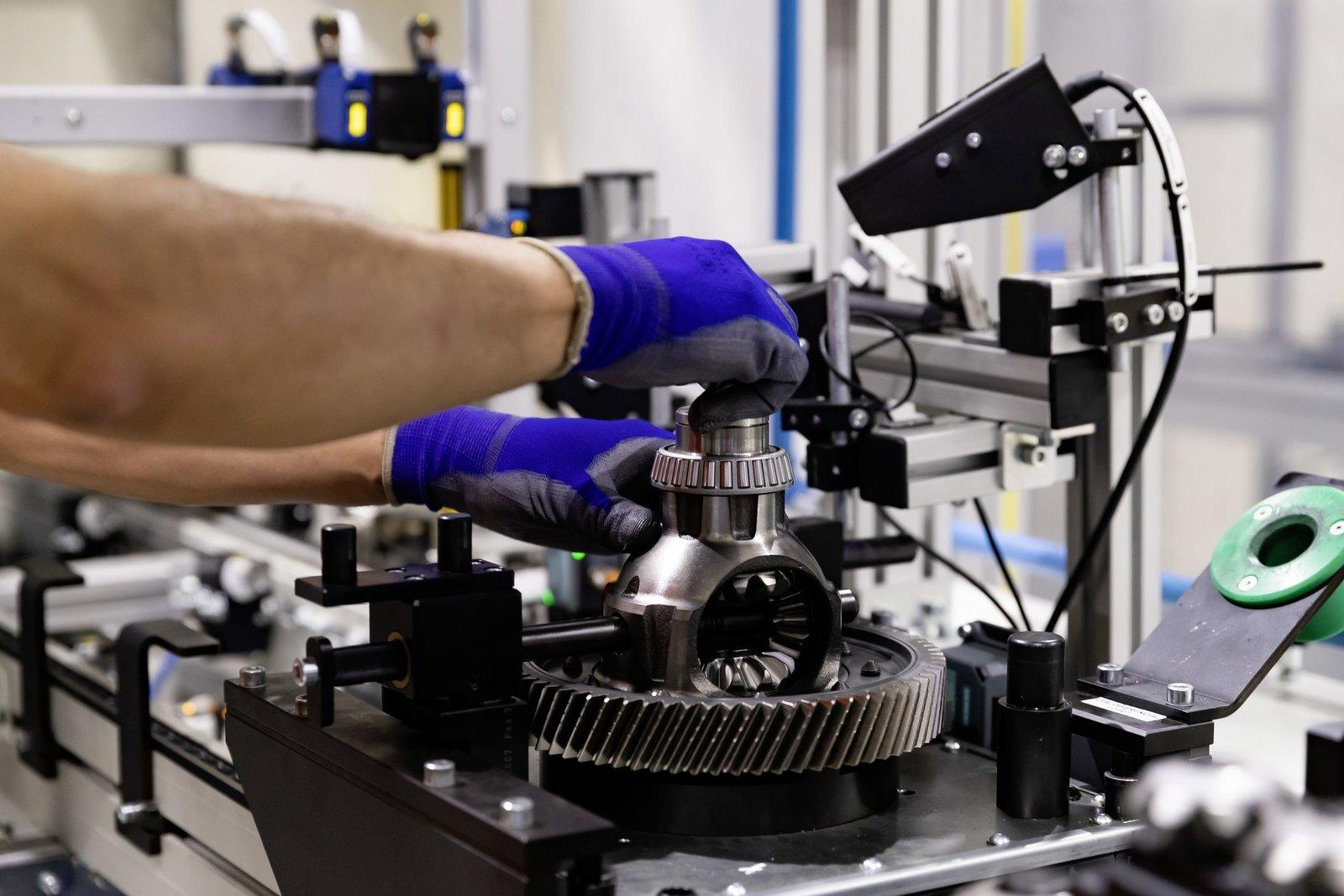 Volkswagen сократил объем масла в новой коробке передач