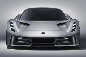 Lotus Evija стал самым мощным серийным автомобилем
