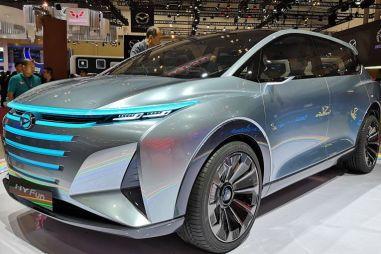 В Индонезии показали прототип бюджетного минивэна Daihatsu
