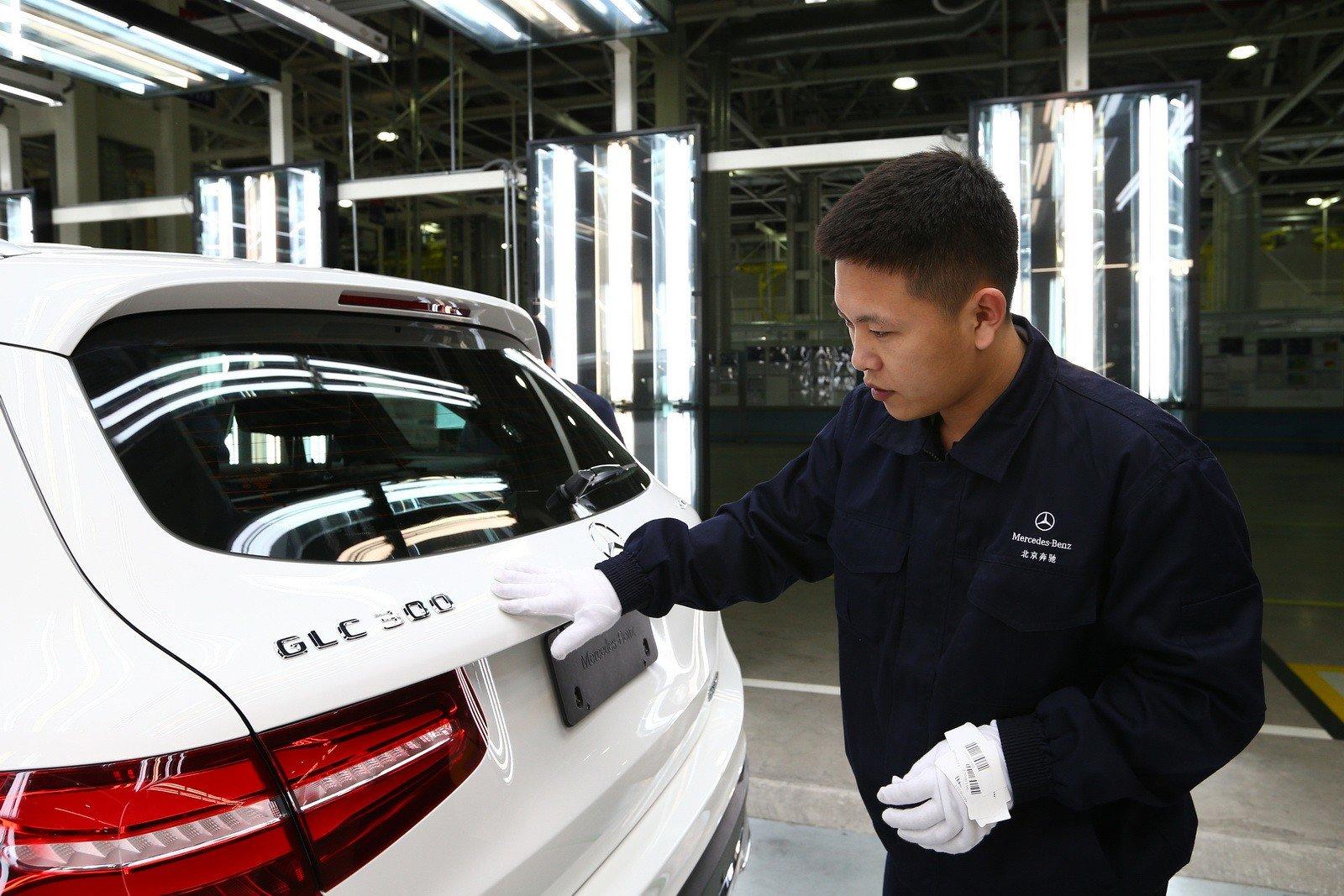 Еще одна китайская компания купила пакет акций Daimler AG