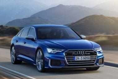 Audi S6: теперь и с бензиновым двигателем