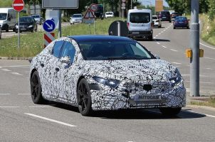 Как будет выглядеть электрический аналог Mercedes-Benz CLS? Подсказал прототип