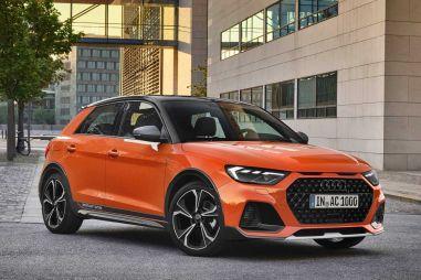 Audi A1 подняли клиренс на 40 мм — и теперь это кроссовер