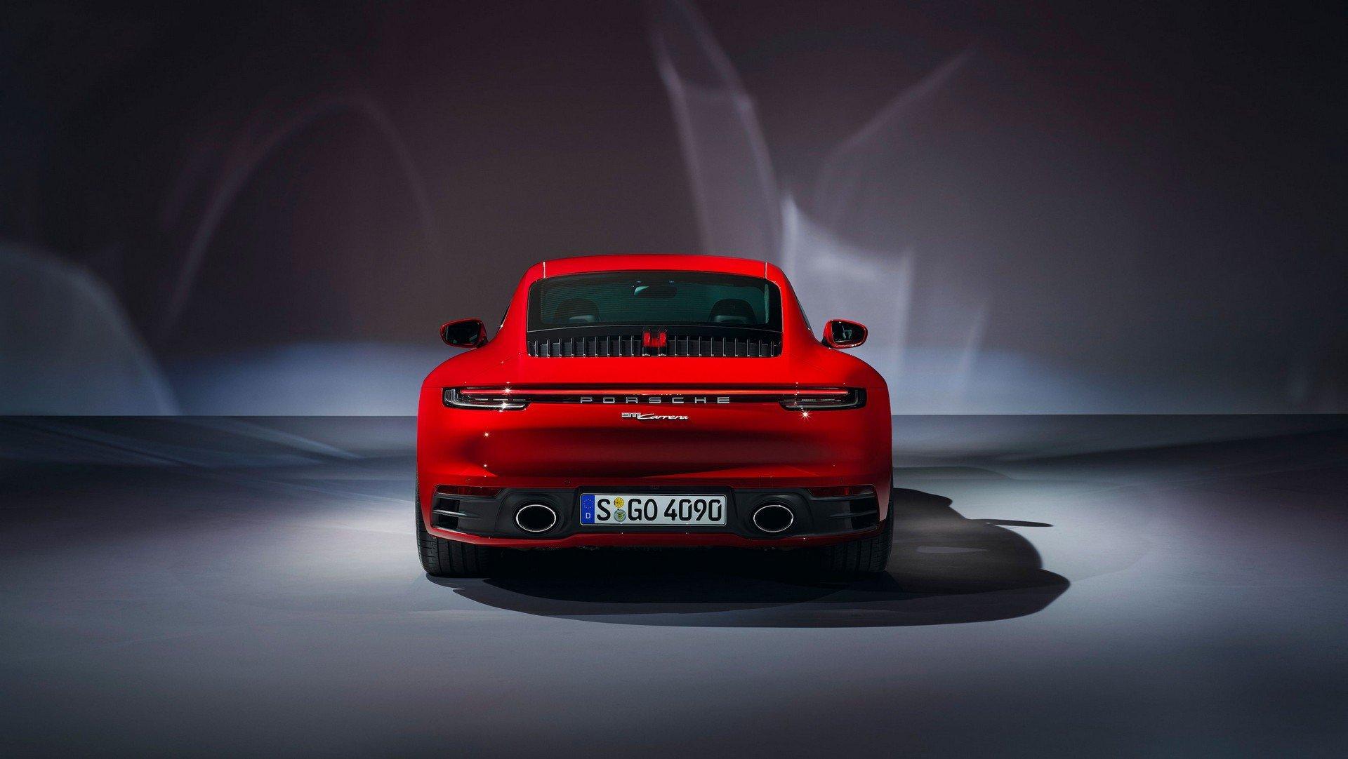 Семейство Porsche 911 пополнилось самой доступной версией