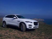 Отзыв о Jaguar F-Pace, 2018 отзыв владельца
