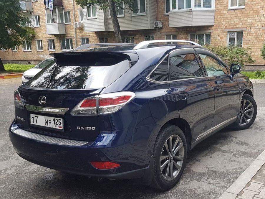 Мой Рэкс перед поездкой Владивосток - Байкал - Владивосток 11 июля 2019 г
