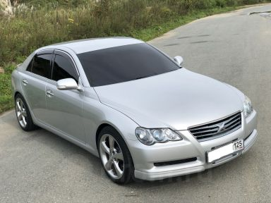 Toyota Mark X, 2009
