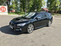 Отзыв о Subaru Levorg, 2014 отзыв владельца