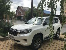 Отзыв о Toyota Land Cruiser Prado, 2019 отзыв владельца