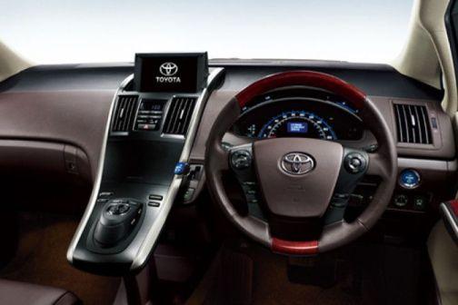 Toyota Sai 2010 - отзыв владельца