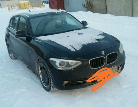 BMW 1-Series 2014 - отзыв владельца