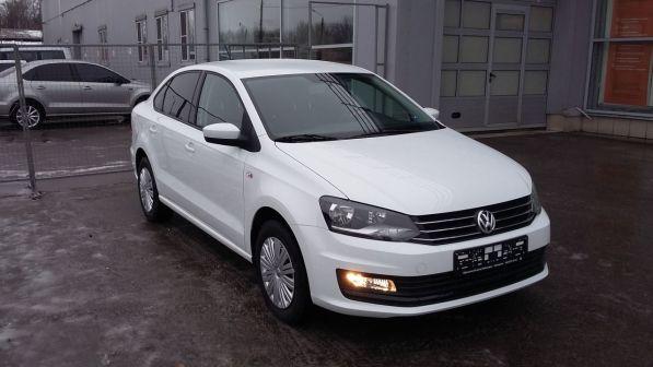 Volkswagen Polo 2017 - отзыв владельца