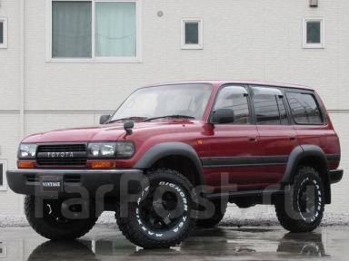 Toyota Land Cruiser, 1994