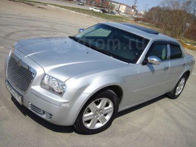 Chrysler 300C 2005 отзыв автора | Дата публикации 05.07.2019.
