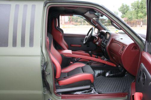 Nissan NP300 2010 - отзыв владельца