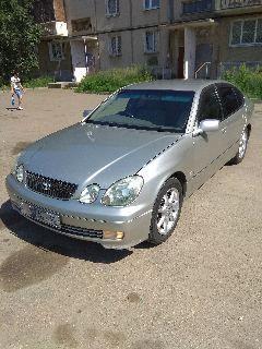 Toyota Aristo 2004 - отзыв владельца