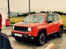 Отзыв о Jeep Renegade, 2015 отзыв владельца