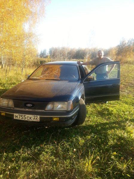 Ford Taurus 1988 - отзыв владельца
