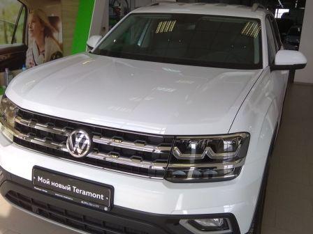 Volkswagen Teramont 2018 - отзыв владельца