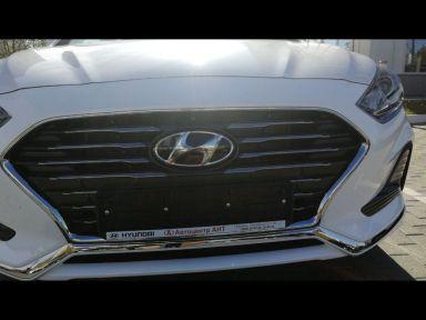 Hyundai Sonata, 2018