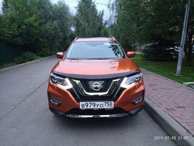 Nissan X-Trail 2019 отзыв автора | Дата публикации 17.07.2019.