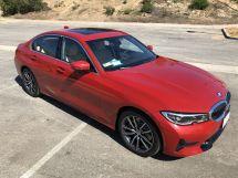 Отзыв о BMW 3-Series, 2019 отзыв владельца