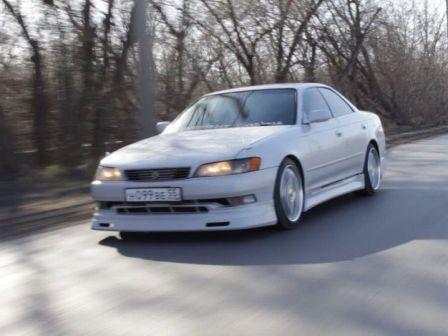 Toyota Mark II 1995 - отзыв владельца