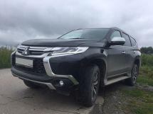 Отзыв о Mitsubishi Pajero Sport, 2019 отзыв владельца