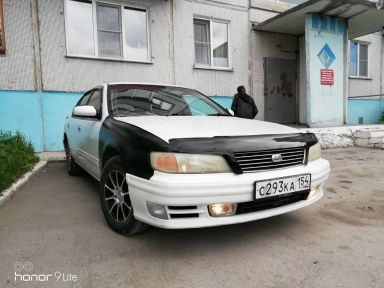 Nissan Cefiro, 1995