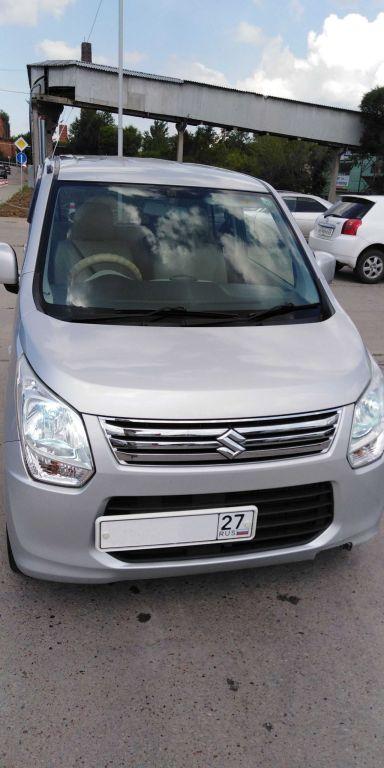 Suzuki Wagon R, 2013