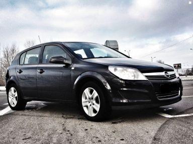 Opel Astra 2011 отзыв автора | Дата публикации 21.07.2019.