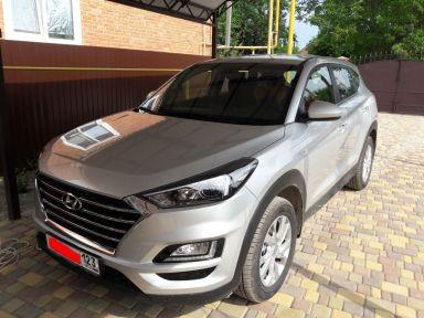 Hyundai Tucson 2019 отзыв автора | Дата публикации 21.07.2019.
