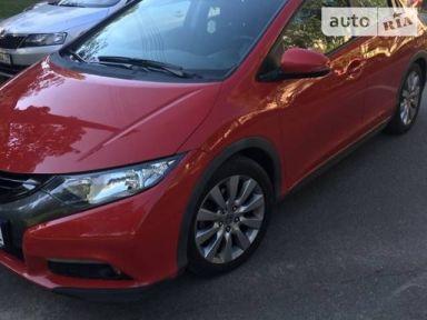 Honda Civic 2012 отзыв автора | Дата публикации 22.07.2019.