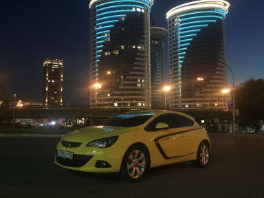 Opel Astra GTC, 2011
