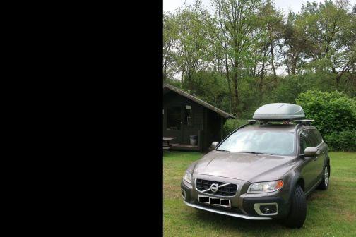 Volvo XC70 2011 - отзыв владельца