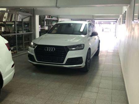 Audi Q7 2019 - отзыв владельца