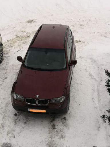 BMW X3 2010 отзыв автора | Дата публикации 27.07.2019.