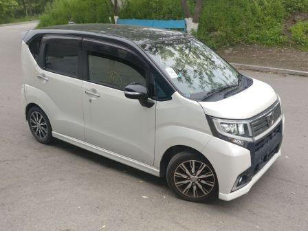 Daihatsu Move 2016 - отзыв владельца